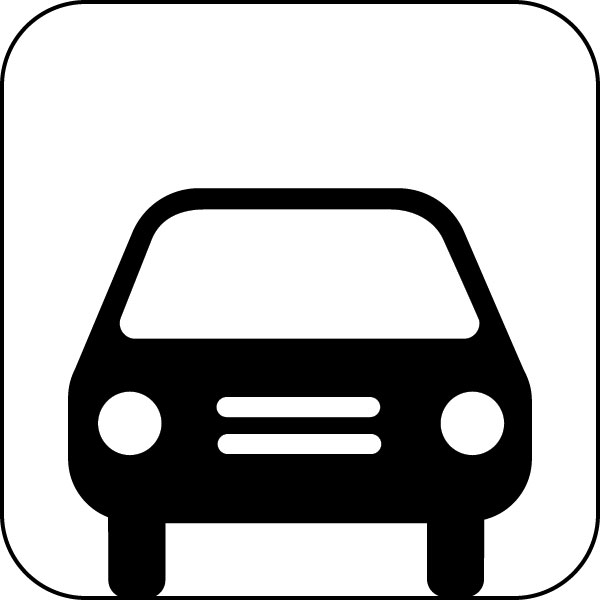 13 Car Icon Symbols Images