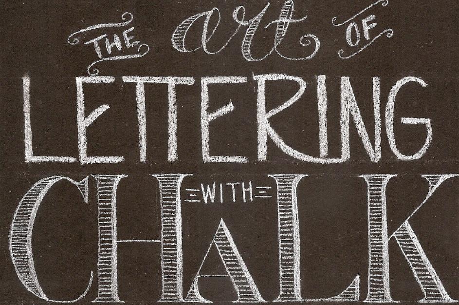 7 chalkboard font alphabet images hand drawn chalkboard With chalk art lettering