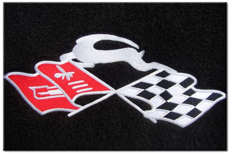 Chevy Impala Flag Logo Vector