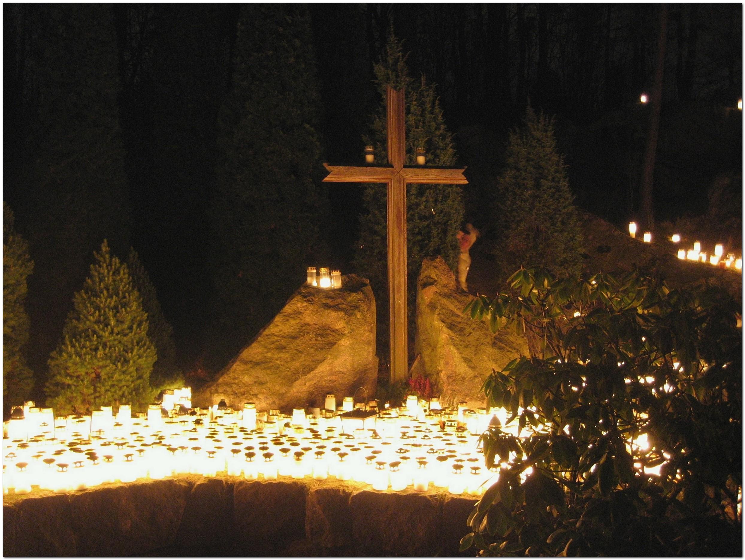 Christian Christmas Candles