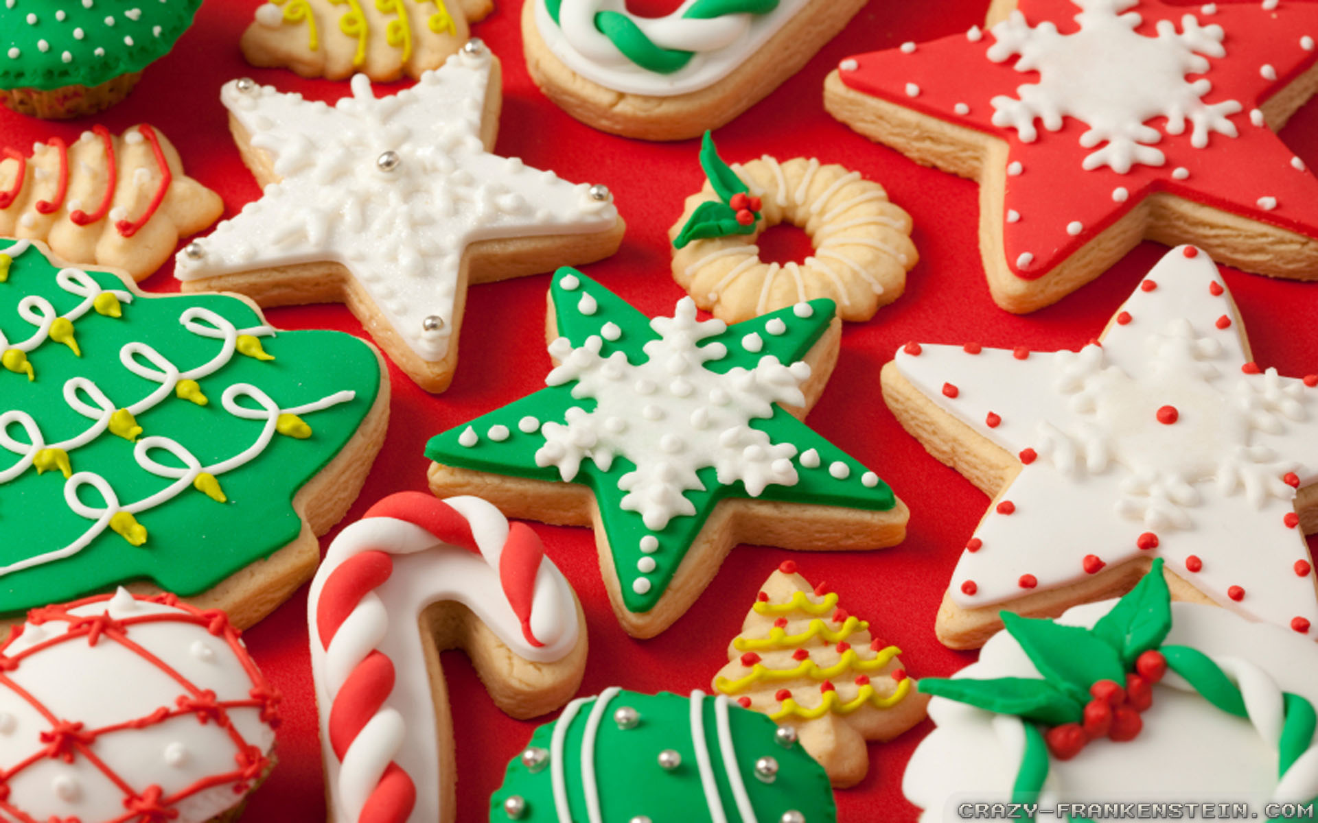 Christmas Holiday Cookies