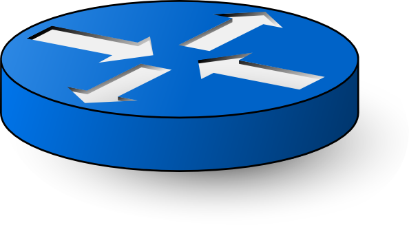 13 Visio Router Icon Images