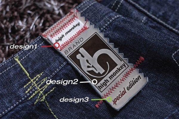 10 Label PSD Mockup Free Images