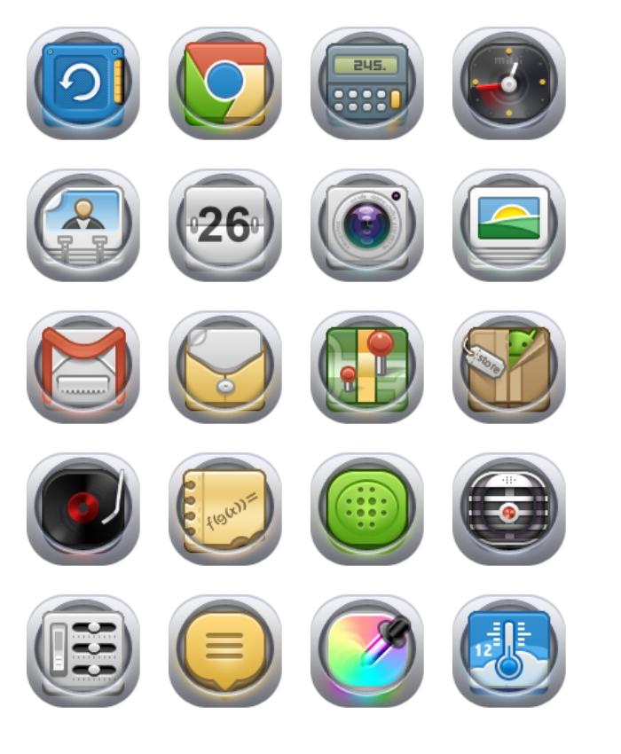 Desktop Phone Icon