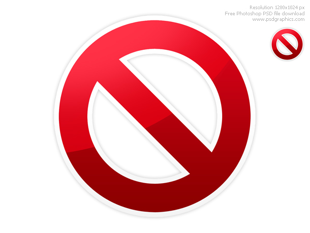 8 Warning Icon Circle Images
