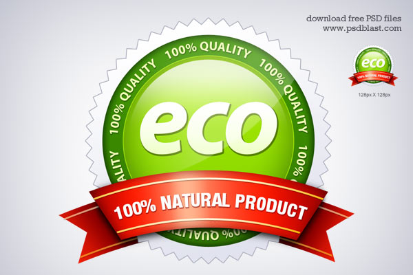 Eco-Friendly Logo Template