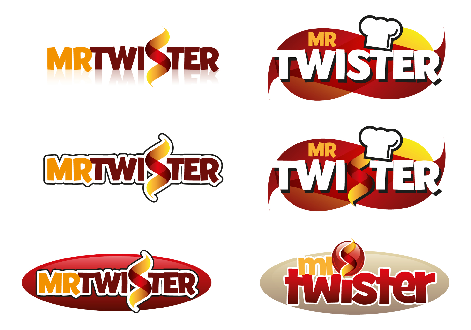 6 Twister Graphic Design Images