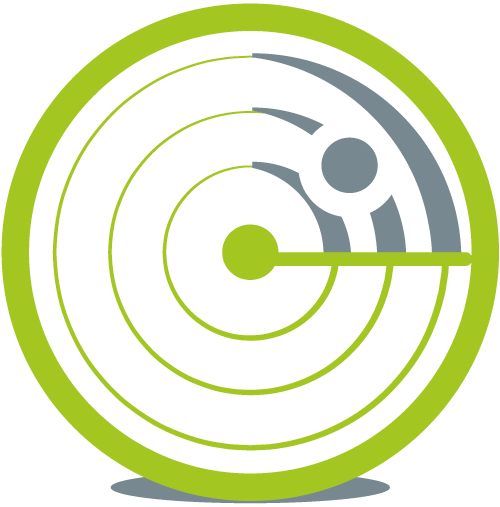 Financial Management System Icon