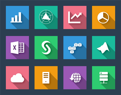 Free Business Dashboard Icons