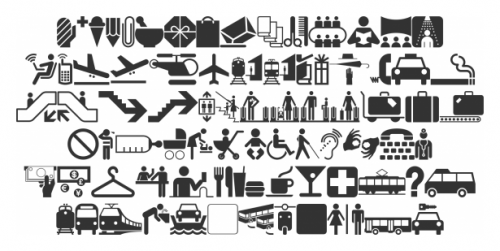 10 Transportation Icons Free Font Images