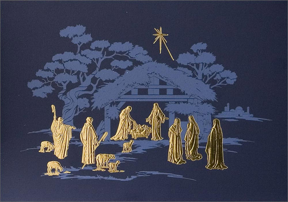 Free Religious Christmas Cards