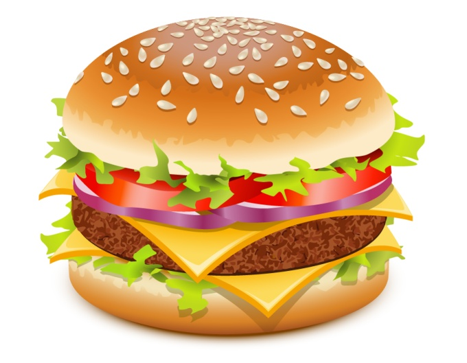 8 Hamburger Icon Vector Images