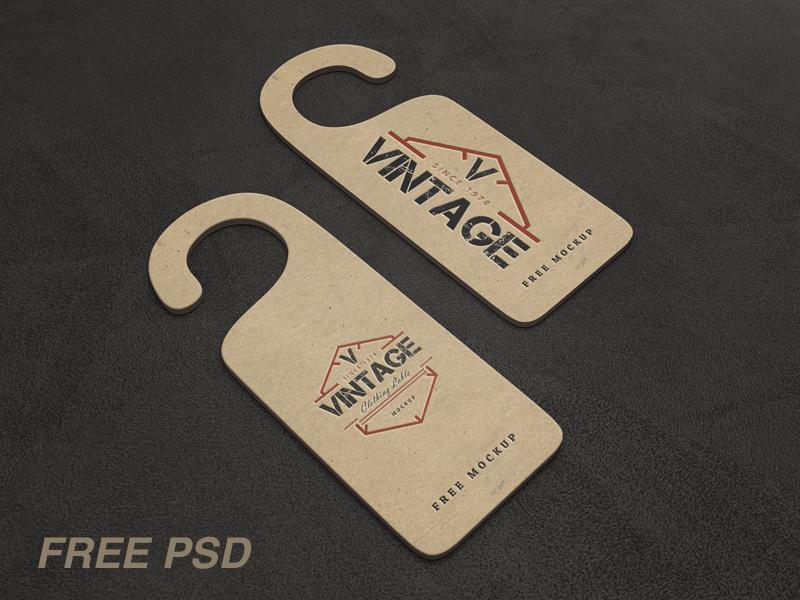 Free Vintage Labels PSD