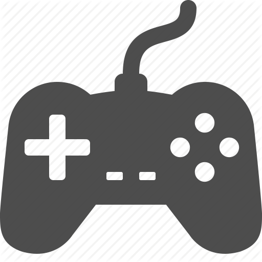 15 Game Controller Icon.png Black Images