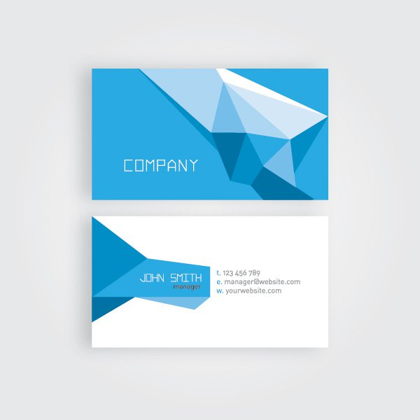 12 business card icons vector images business card icons for Business card background designs