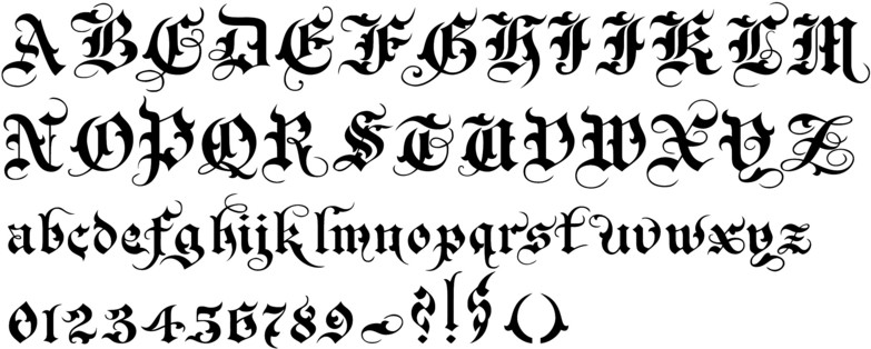 Free Fonts For Photoshop Free Fonts - Page 2 of