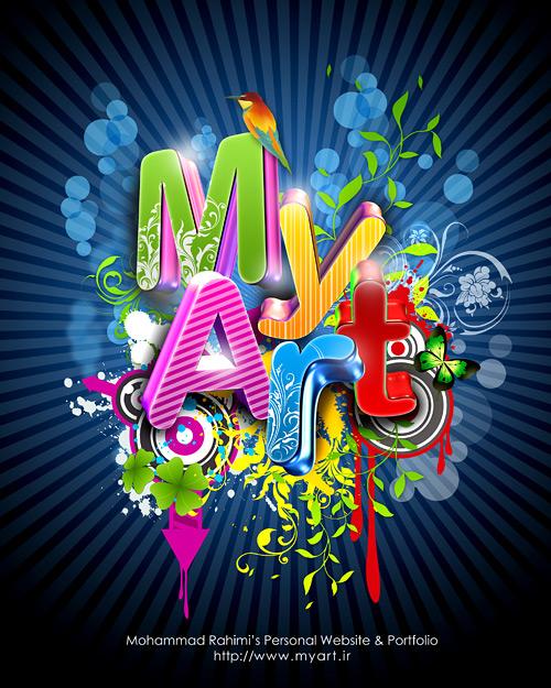 Graphic Art Designs
