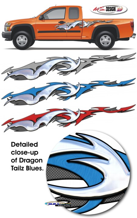 10 Automotive Graphic Designs Images