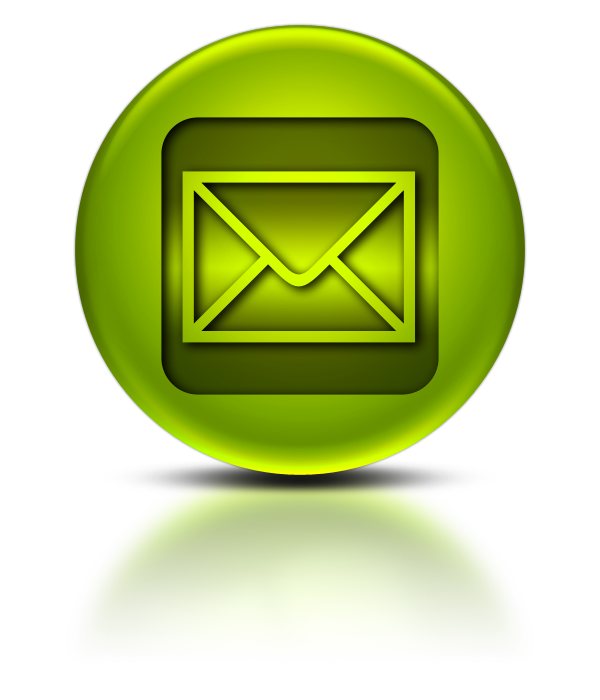 Green Email Logo Icon