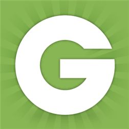 Green Icon with Phone App