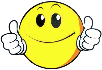 Happy Smiley Face Thumbs Up