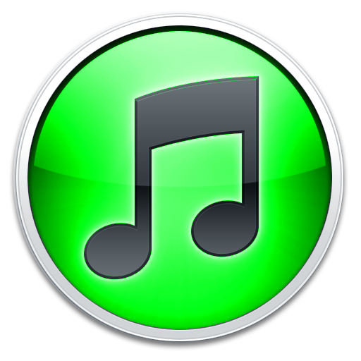 iTunes Green Icon