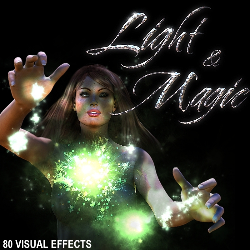 Light Effects PSD