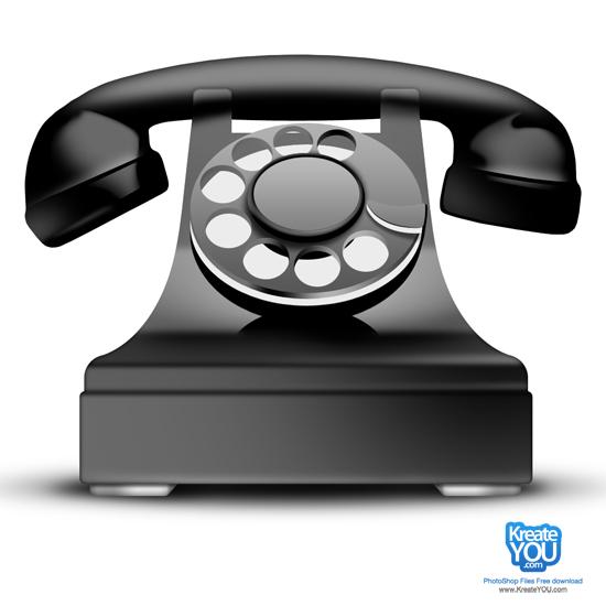 Modern Phone Icon