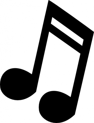 Music Notes Clip Art Free
