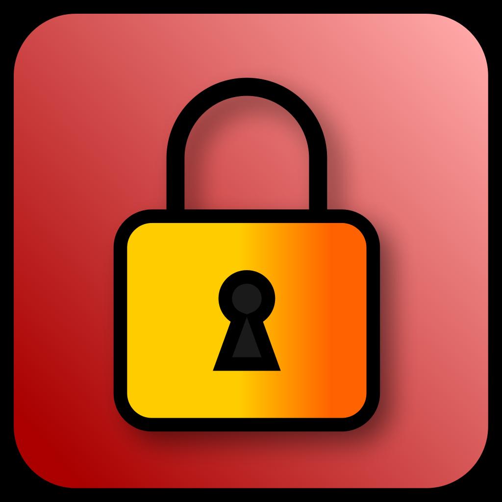 Padlock Icon File