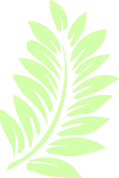Palm Leaves Clip Art