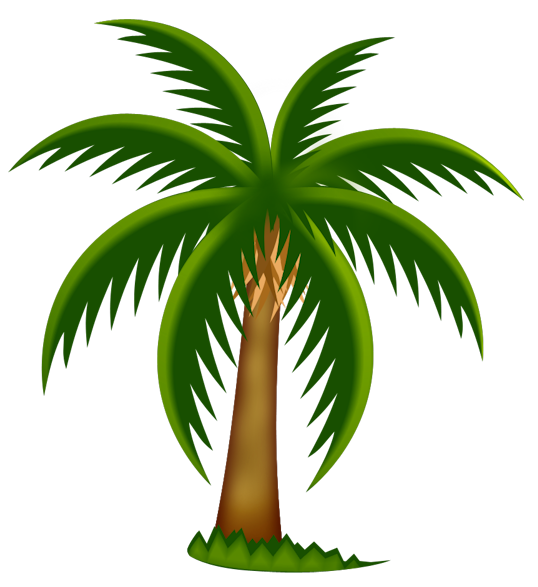 Palm Tree Clip Art Free