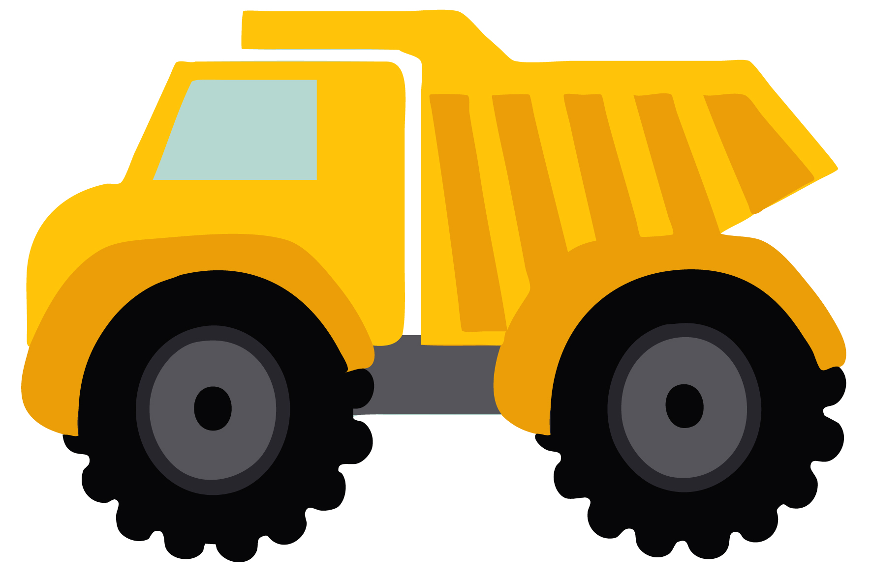 15 Dump Truck Graphic Images
