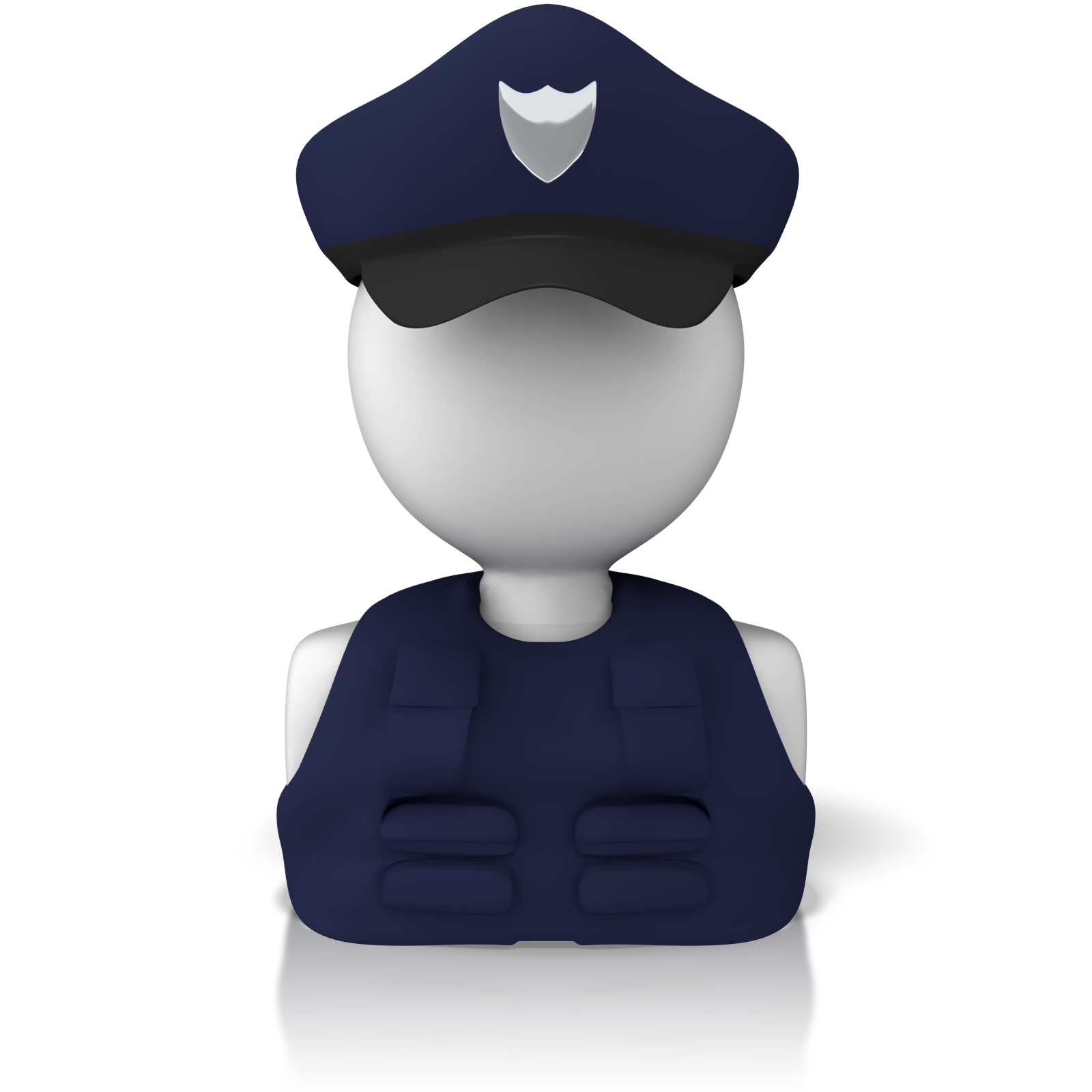 6 Security Officer Icon Images
