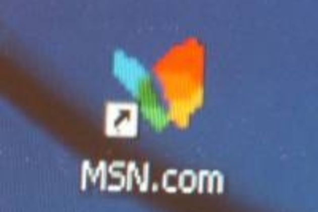 Put MSN Icon On Desktop