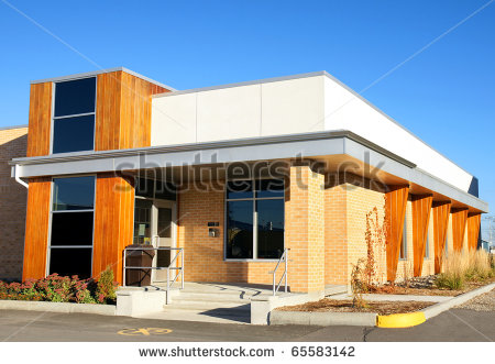 Plain Cool Office Building Designs Office Design Modern Building Decorating