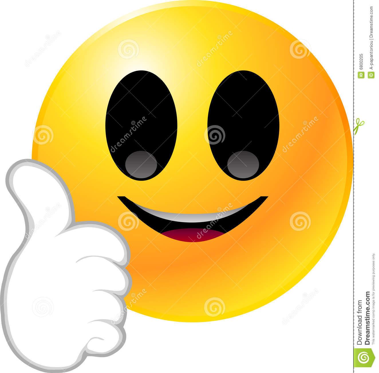 Smiley-Face Emoticons Clip Art Free