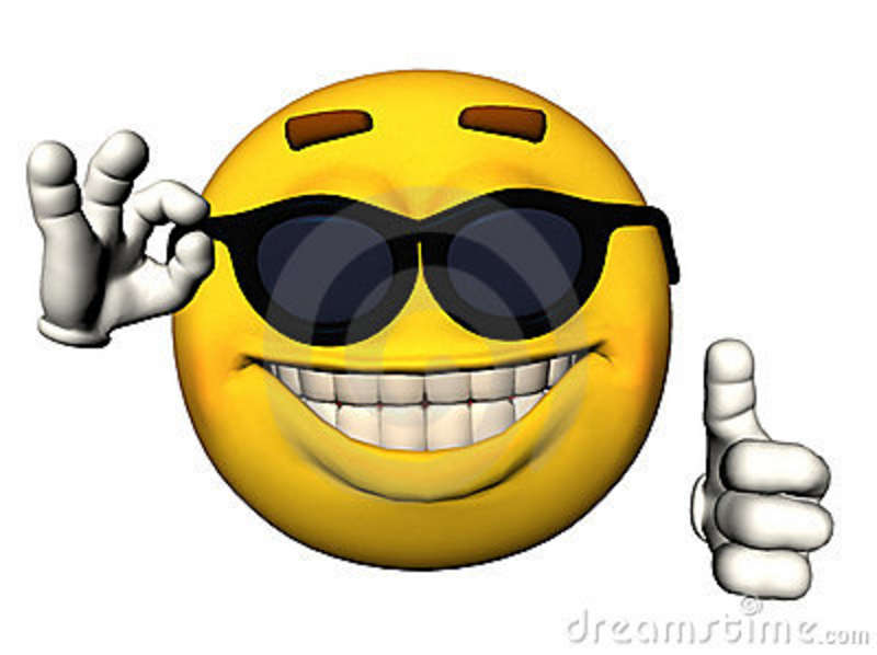18 Thumbs Up Smiley-Face Emoticon Images
