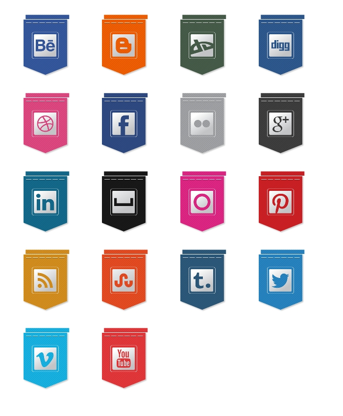 18 Free Social Media Icons Legal Images