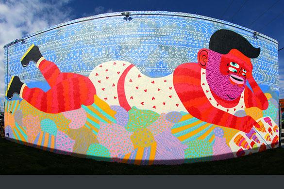 South Beach Miami Best Nail Art