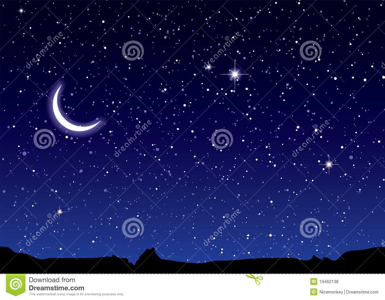 Space Moon Landscape
