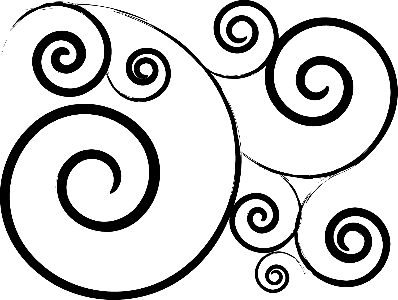 Swirl Designs Clip Art