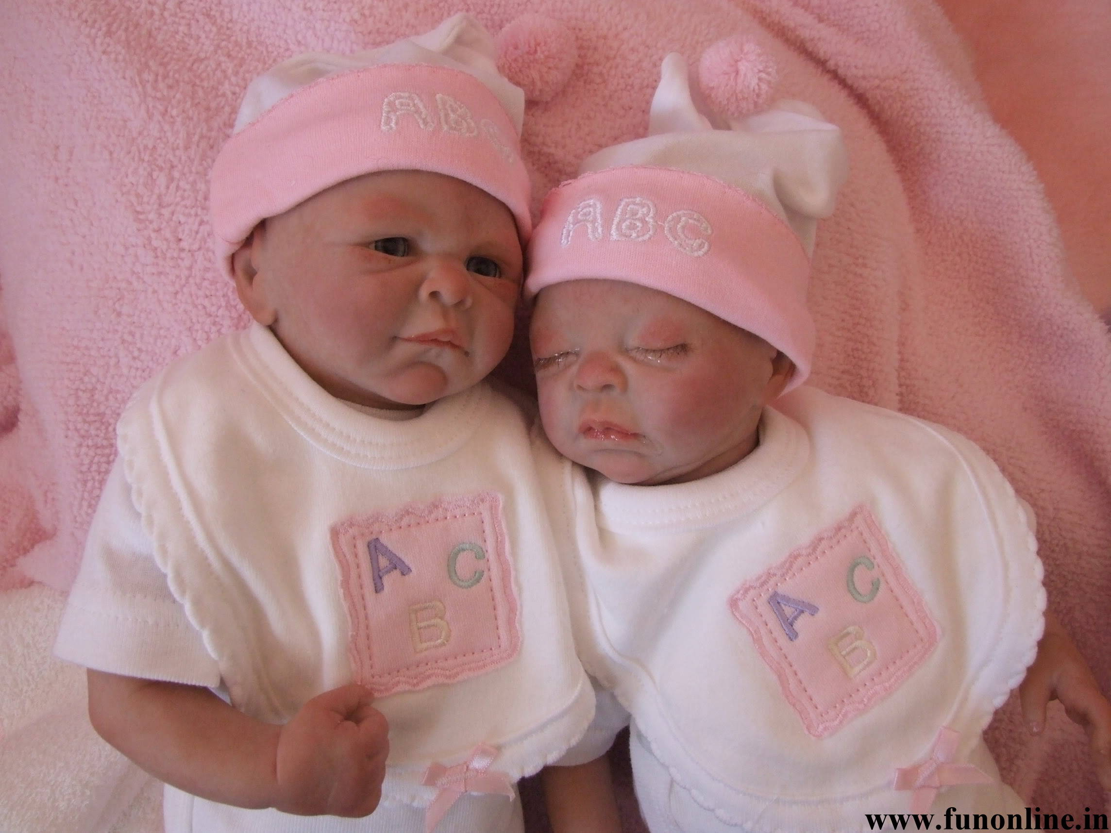 15 Www Twins Baby Photo Images