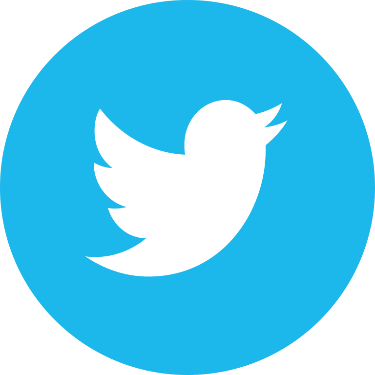 10 Circle Twitter Icon Images