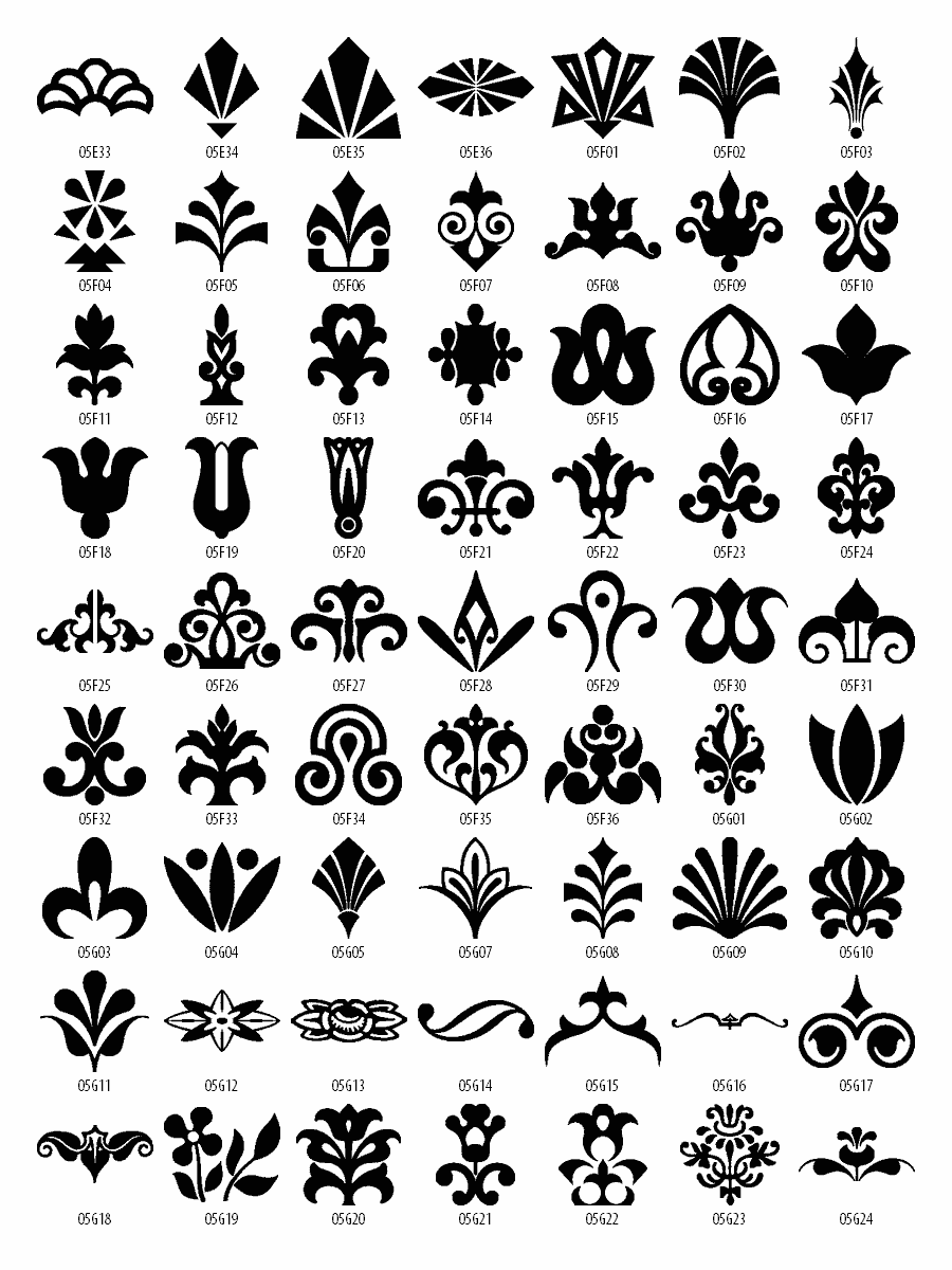 Vector Clip Art Designs