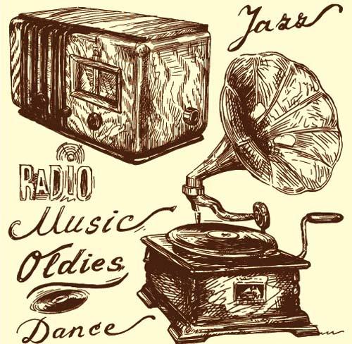 Vintage Musical Instruments
