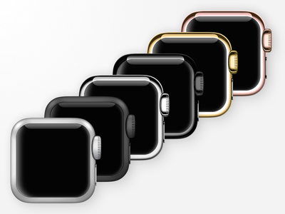 Watch Apple Icon