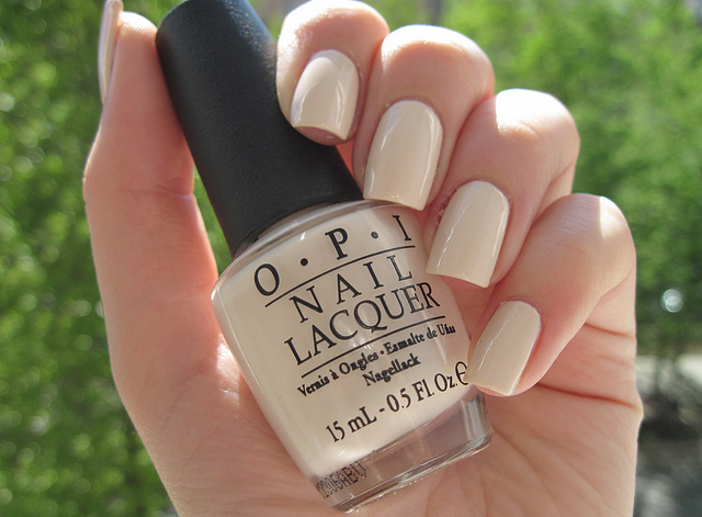 11 White Nail Polish Designs Images