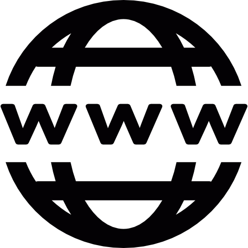 18 World Wide Web Icon Flat Images