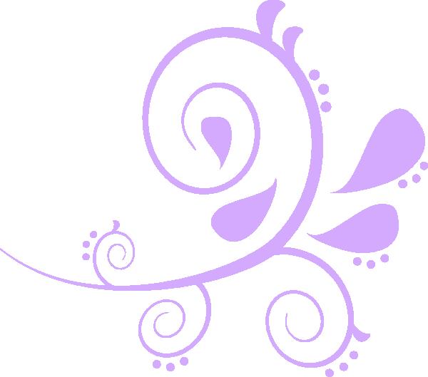 5 Paisley Swirls Vector Images